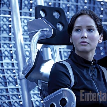 New Image Of Jennifer Lawrence In The Hunger Games: Catching Fire
