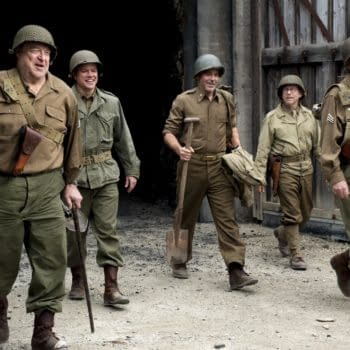 New UK Trailer For George Clooney's The Monuments Men