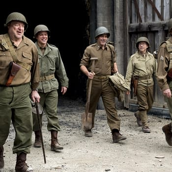 New UK Trailer For George Clooneys The Monuments Men