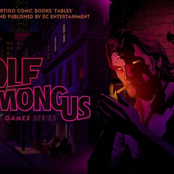 The Wolf Among Us Gets Teaser Trailer
