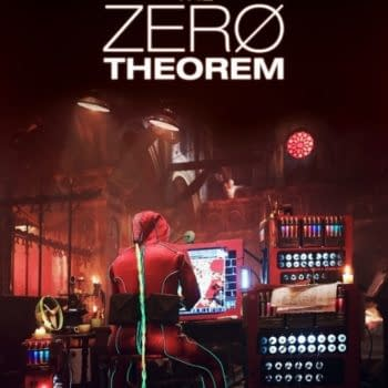 Terry Gilliam's Comic-Con Introduction, Director's Statement And The First Poster For The Zero Theorem
