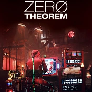 Terry Gilliams Comic-Con Introduction Directors Statement And The First Poster For The Zero Theorem