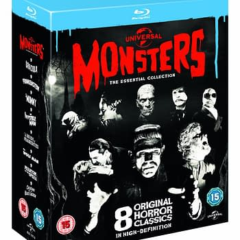 Now Is The Time To Buy The Universal Classic Monsters Blu-ray Set