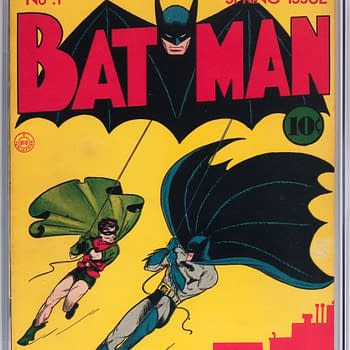 Batman #1 CGC 9.2 Highest Graded Copy Sells For $567,625 (And The Strange Story Behind It)