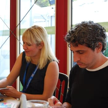 Lauren Beukes And Inaki Miranda Stripped