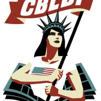The CBLDF Says Goodbye To The Statue Of Liberty And Moves To Portland