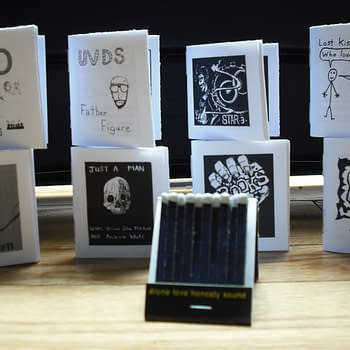 Big Things Come In Tiny Packages &#8211 Matchbook Comics