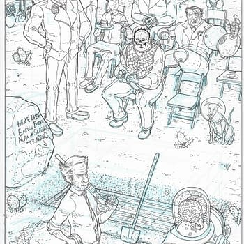 The Manhattan Projects #13 Hits With A Splash This Week In More Ways Than One [UPDATE]