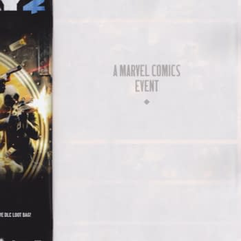 The First Page Of Marvels Infinity Sets Out Its Stall