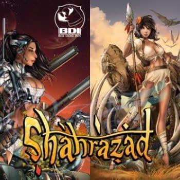 Big Dog Launches Shahrazad #1 In November