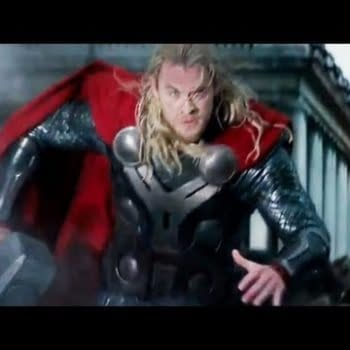 Thor Got A Hair Cut! First Look At Thor, Hela And Valkyrie From Ragnarok