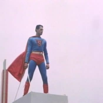 1940's Superman Day At The World's Fair Color Footage