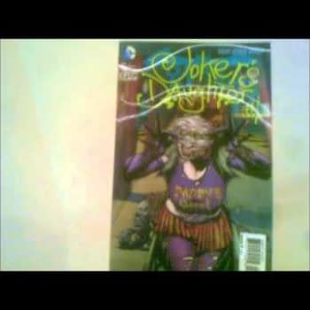 Joker's Daughter Cover On Video – But What Is Her Real First Appearance?