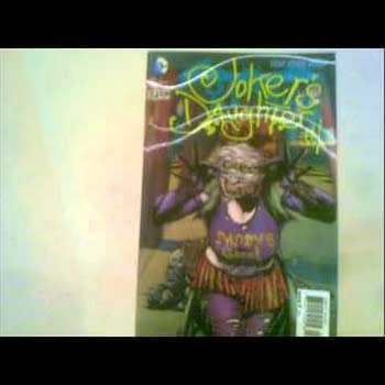 Jokers Daughter Cover On Video &#8211 But What Is Her Real First Appearance