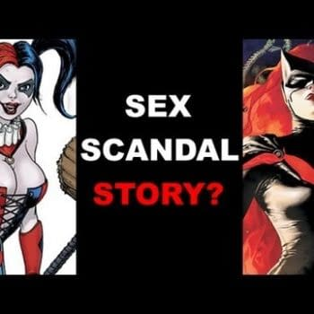 Grace Randolph On Batwoman And Harley Quinn – DC's Sex Scandals Reviewed