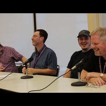 That Baltimore Comic Con Marvel Panel In Video