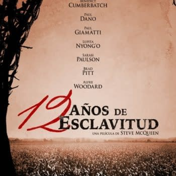 Bold New Spanish Poster For Steve McQueen's 12 Years A Slave