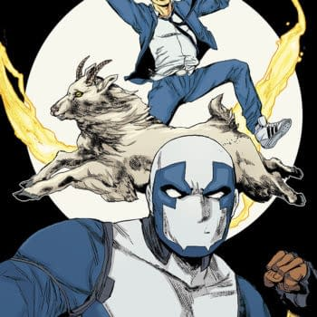 Mara's Ming Doyle To Draw Quantum And Woody For Valiant Comics