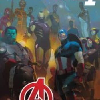 Marvel Dominates Advance Reorders. It's Not Just Avengers 24.NOW. But It Is Mostly Avengers 24.NOW.