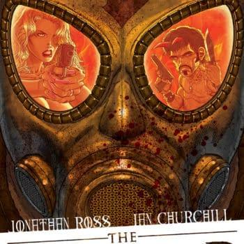 Jonathan Ross And Ian Churchill's The Revenger – A New Comic For 2014