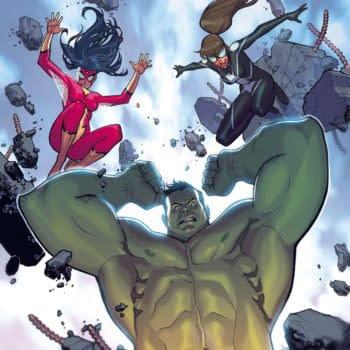 Warren Ellis Returns To Monthly Marvel For Avengers Assemble