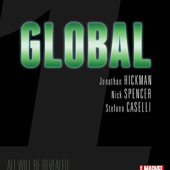 Jonathan Hickman Nick Spencer And Stefano Casellis&#8230 Global Avengers