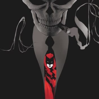 The Batwoman #25 You'll Never Get To Read