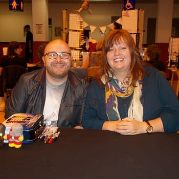 Pleasant Surprise – An Indie Comic Sellers Experience of Cardiff Film & Comic Con 2013