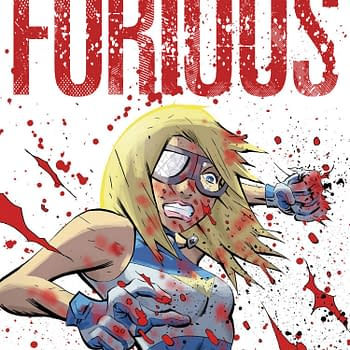 Mice Templars Bryan JL Glass And Victor Santos Bring Furious To Dark Horse Comics