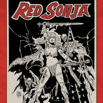 Frank Thorne's Red Sonja – Dynamite To Join The Original Art Reproduction Business