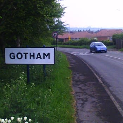 DC Comics Trademarks Gotham