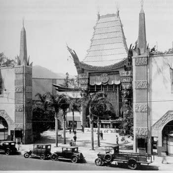 Grauman's Chinese Theater Becomes An IMAX Cinema, See A Video Of Its Transformation
