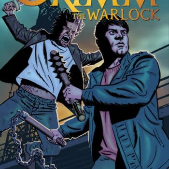 Grimm: The Warlock, The TV Spinoff By Jai Nitz And José Malaga