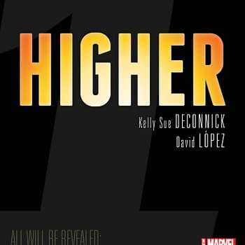 Something Higher By Kelly Sue DeConnick And David Lopez For All New Marvel Now At NYCC
