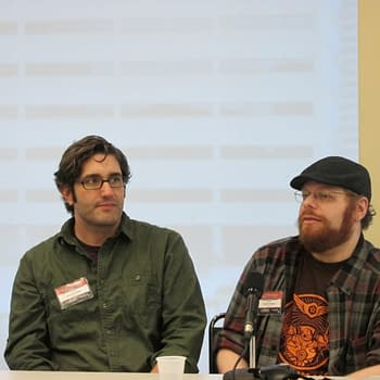 Monkeybrain Leads The Way from Digital to Print—IDWs Big Panel at Baltimore Comic Con