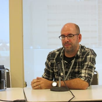 The Big Two Vs. Creator Owned Comics &#8211 Brian Wood at Baltimore Comic Con