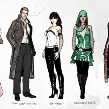 Justice League Dark Artist Mikel Janin Offers Commissions To Help Fund Fan Film