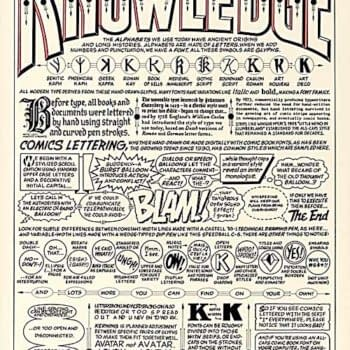 K Is For Knowledge… And Todd Klein