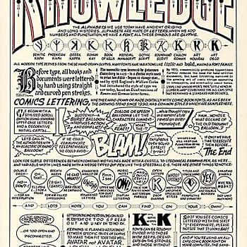 K Is For Knowledge&#8230 And Todd Klein