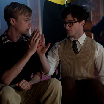 New Kill Your Darlings Trailer Featuring Daniel Radcliffe As Allen Ginsberg