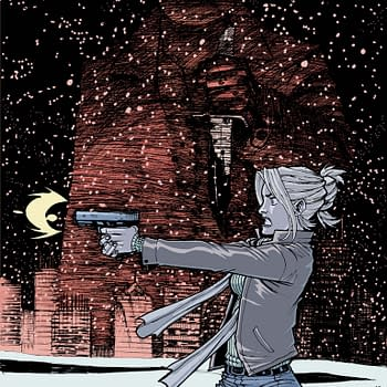 Brian Augustyn And John D West's Graphic Novel Dead Ringer To Be Published… Hopefully