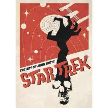 Juan Ortiz Creates New Posters For Each Episode Of Original Star Trek TV Series