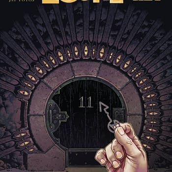 Keeping The Adrenaline Pumping in Locke &amp Key—Joe Hill at Baltimore Comic Con