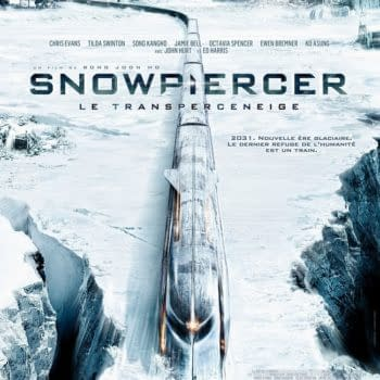 New French Poster For Snowpiercer And News That Some Of Us May See The Director's Cut In Cinemas