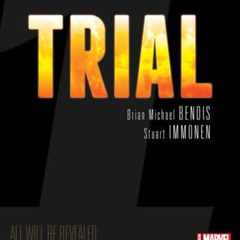 Trial By Brian Bendis And Stuart Immonen To Be Announced At New York Comic Con