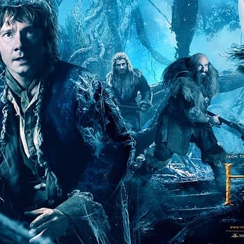 New Poster For The Hobbit: The Desolation of Smaug New Trailer Coming Tomorrow