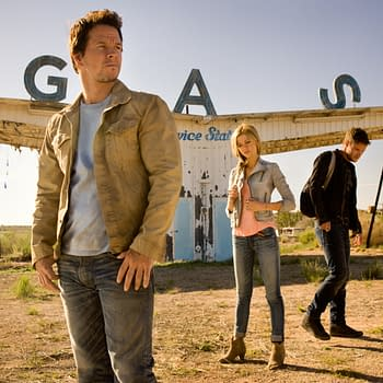 An Image Of The Human Stars Of Transformers 4