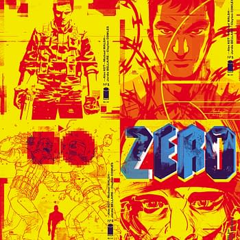 Designers Changing The Face of Comics – Zero and Trilliums Tom Muller In The Bleeding Cool Interview