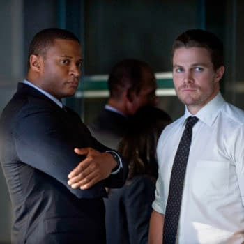 David Ramsey Teases Return To Central City