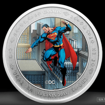 Even Superman's Coins Are Lenticular – And In French Kryptonian